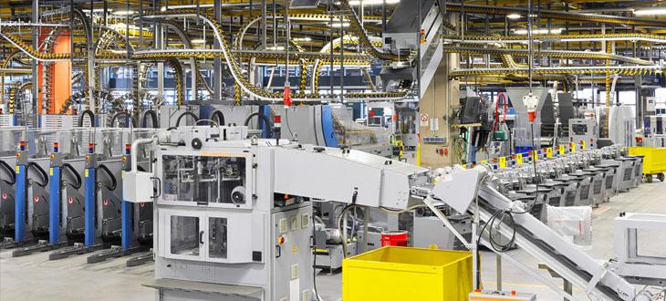 Automatisierung und Antriebe