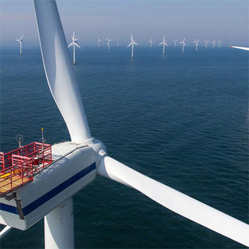Pionier in Offshore-Windprojekten